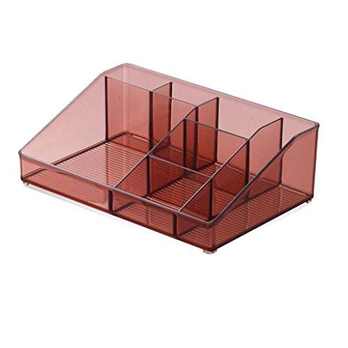 Coffrets de maquillage Boîte de Rangement Transparent Cosmetics Porte-étui cosmétique Skin Care Shelf (Edition : B Style)