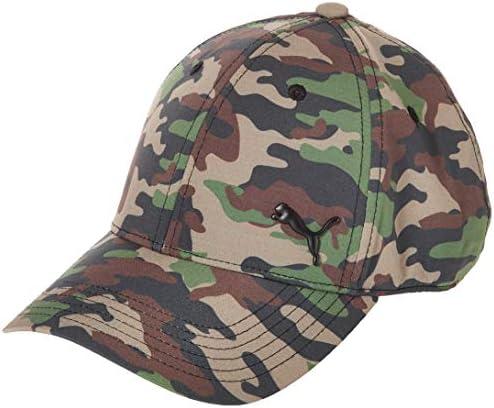PUMA Men s Stretch Fit Cap Camouflage Small Medium product image
