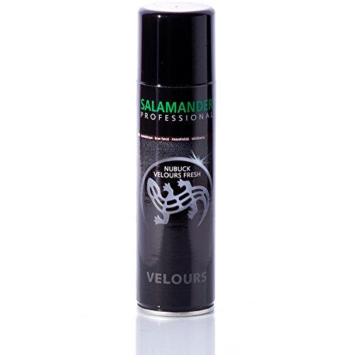 Salamander Professional Nubuk Velours, schwarz, 250 ml