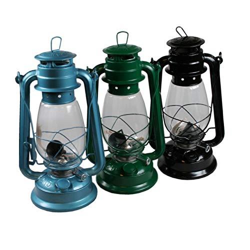 XL 30 cm Nostalgie Lanterne tempête Lampe tempête à pétrole Lampe Camping Lampe Lampe à huile lanterne