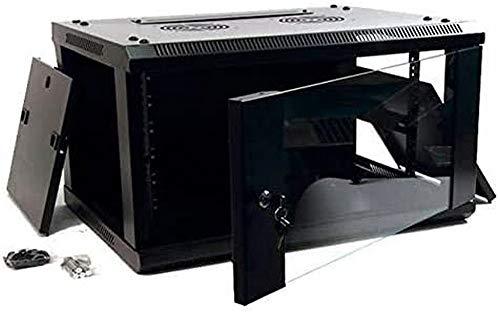 "powergreen RAS-06328-ST Armario Rack 10"", 6U 31 x 28 x 37"