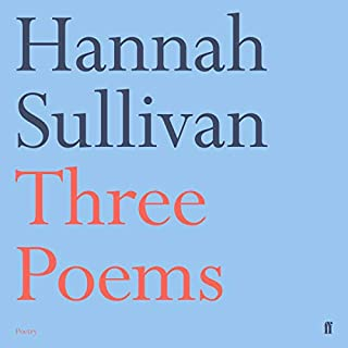 Three Poems audiobook cover art