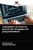 Conception et mise en oeuvre des langages de programmation