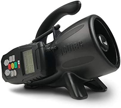 Icotec Hellion Black Programmable Predator Call 200 Professional Sound Included product image