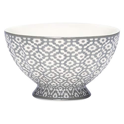 GreenGate Schüssel French Bowl XLarge Jasmina Warm Grey