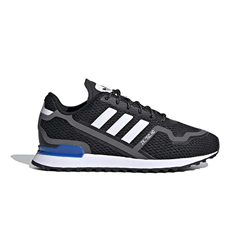 adidas Jungen Zx_750_Hd C Zapatillas Negro, Niños, FW4580, Negro , 30.5 EU
