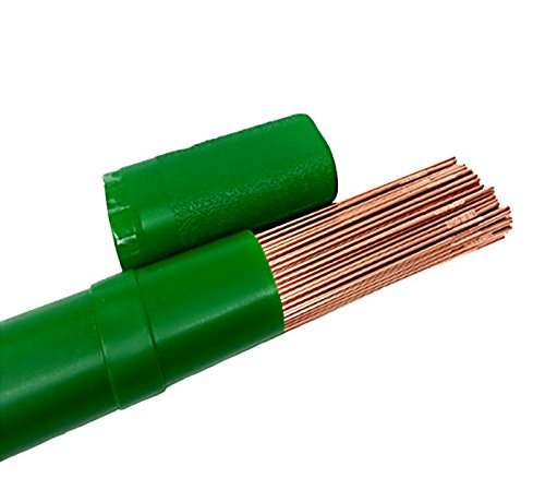 ER70S-6 0.045' - 1/16' - 3/32' - 1/8' X 36' Tig Welding Wire rod 10 lb (1/8')
