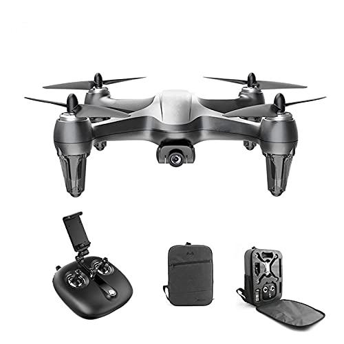 JJDSN Mini Drone con Telecomando per Fotocamera FPV ad Alta Definizione 1080P Giocattolo Regalo per Ragazzo e Ragazza con Mantenimento dell'altezza modalità Senza Testa Regolazione della velocità