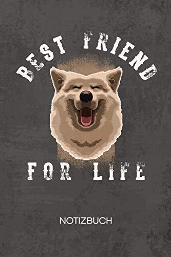 NOTIZBUCH A5 Dotted: Hundehalter Notizheft GEPUNKTET 120 Seiten - Hundefreund Notizblock Beste Freunde Skizzenbuch - Haushund Geschenk für Hundeliebhaber Hundebesitzer Hundefreunde (German Edition)