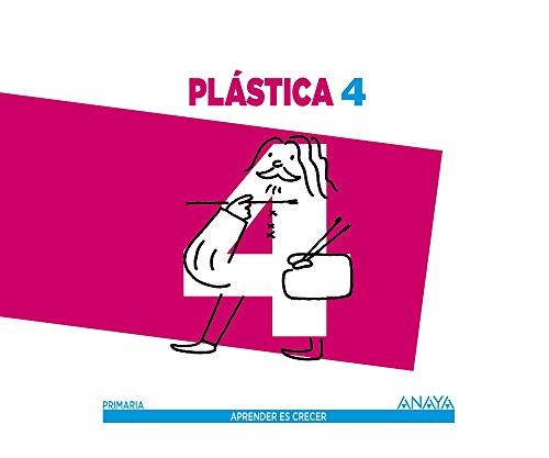 Plástica 4 (Aprender es crecer)