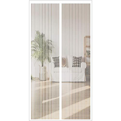 Magnetica per Porte 160x230cm(63x91inch) Crittografia zanzariera per Finestra, Chiude Automaticamente, Rete, Adatto per Tutti Terrazza Porte E Finestre