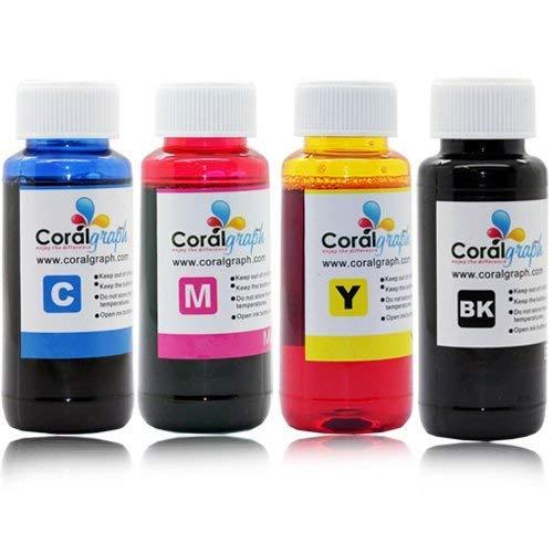 Bulk ricarica inchiostro per HP Hewlett Packard 4stampante a colori 400ml 4X 100ML per inchiostro CISS CIS Refill