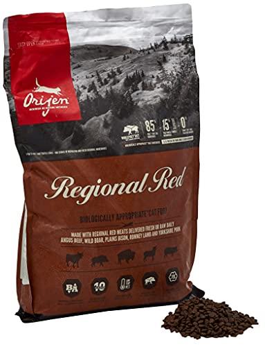 5.4Kg ORIJEN Regional Red Angus, jabalí, bisonte, cordero y cerdo