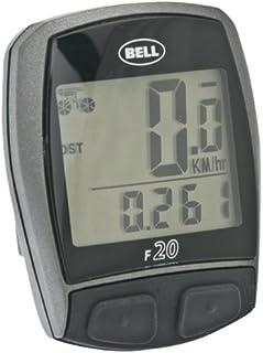 Bell F20 Cyclocomputer, Black