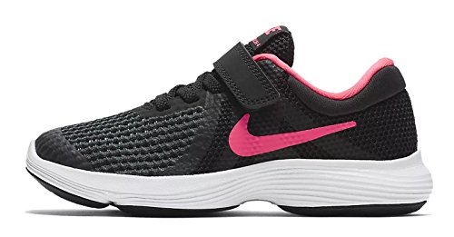 Nike Revolution 4 (PSV) Fitnessschuhe, Mehrfarbig Blanco 000, 33 EU