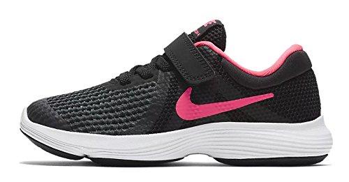 Nike Jungen Mädchen Revolution 4 (PSV) Laufschuhe, Mehrfarbig Indigo 001, Numeric_28_Point_5 EU