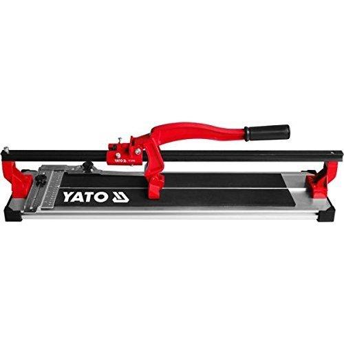 YATO 3708 YT-Coupe-carreaux 800 mm YG6 roue de coupe : 22 x 14 x 2 mm
