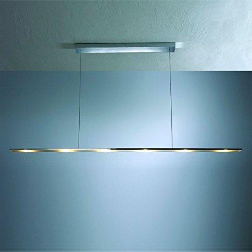 Bopp Leuchten LEDs Go 6-flammig LED-Pendelleuchte - Aluminium, mit LED (2700K)