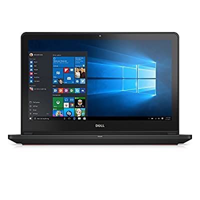 Dell Inspiron i7559-12623RED 15.6 Inch FHD Laptop (6th Generation Intel Core i5, 8 GB RAM, 1 TB HDD + 8 GB SSD) NVIDIA GeForce GTX 960M