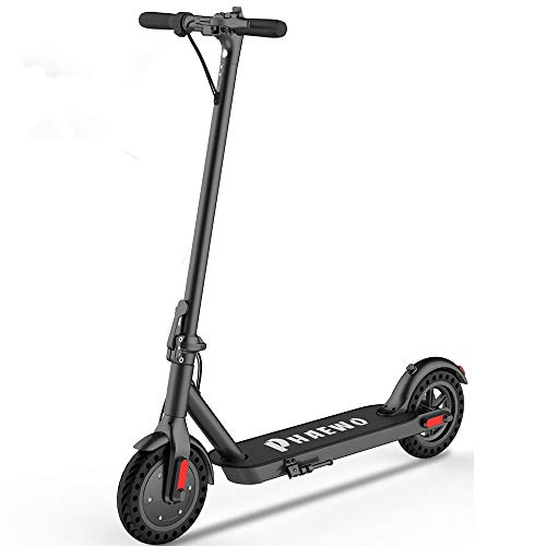 Freego Patinetes eléctricos de 8.5 Pulgadas, Scooter de Transporte Ligero y Plegable...