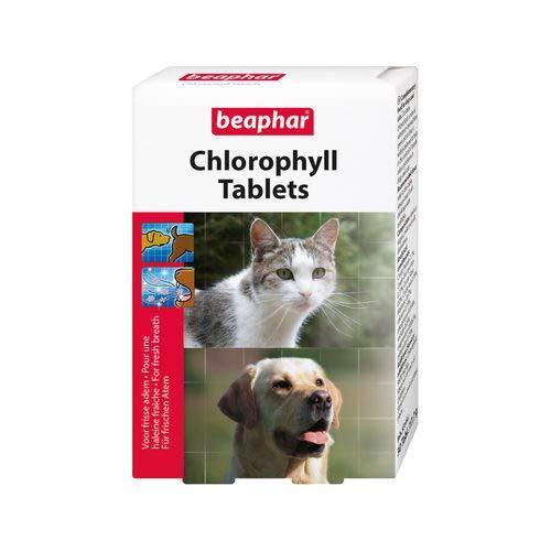 beaphar Chlorophyll Tablets - 30 Tabletten