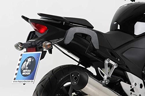 Hepco & Becker C-Bow – Soporte Lateral para Honda CB 500 F año de fabricación 2013-2015.