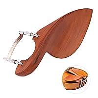 金属標準ブラケットバイオリン部品バイオリン木製あごレスト3/4 4/4バイオリン部品