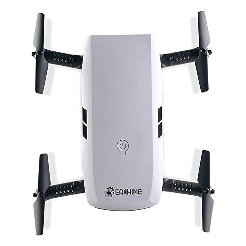 EACHINE Drone with Camera Live Video, E56 WiFi FPV Quadcopter with 2.0MP 720P HD Camera Gravity Sensor Mode Altitude Hold...