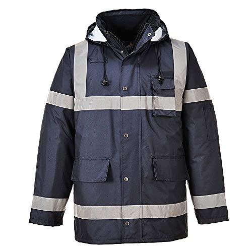 Portwest - Veste de sécurité haute visibilité - Homme (2XL) (Bleu marine)