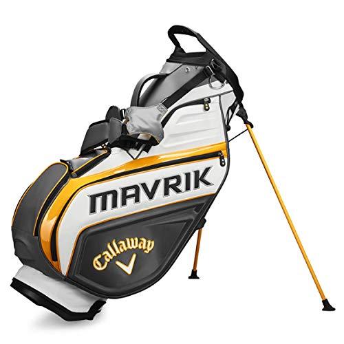 Callaway Golf 2020 Mavrik Staff Bags (Staff Stand Bag - Double Strap)