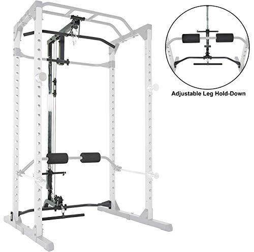 Fitness Reality 810XLT Super Max Power Cage with Optional Lat...