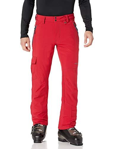 Arctix Men's Advantage Softshell Pants, Vintage Red, X-Large
