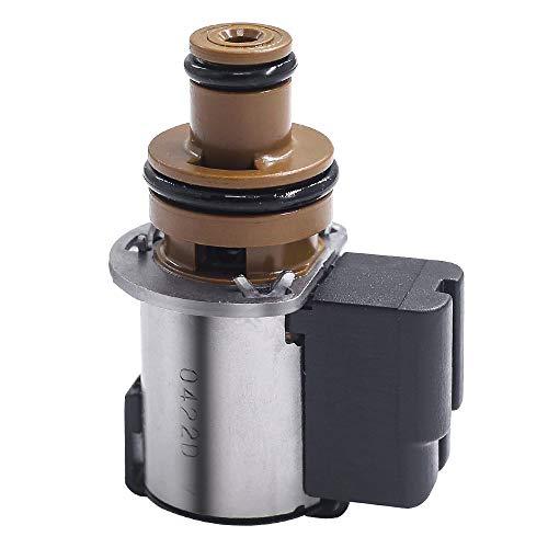 Torque Converter Lock-up solenoid For Subaru Lineartronic CVT TR580 TR690 31825AA050 31825AA051 31825AA052 Lock-Up Transfer Clutch (Lock-Up Solenoids (12-13 ohms))