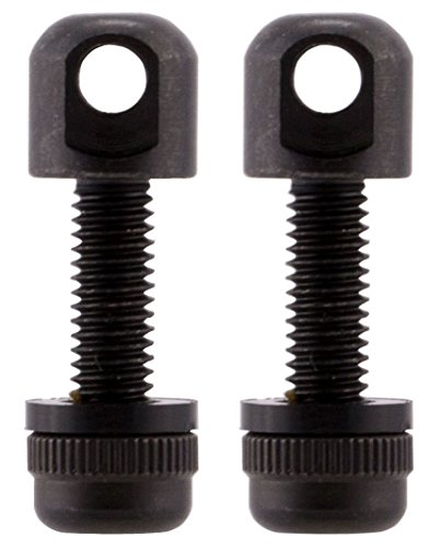 The Outdoor Connection Swivel Bases for BO-3 Detachable Swivels,Black