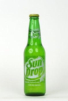 Sundrop Soda 12 Ounce  6 Glass Bottles