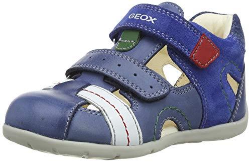 Geox Baby Jungen B KAYTAN A , Blau (Dk Blue C4007), 25 EU