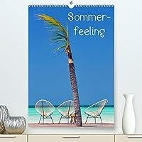 Sommerfeeling (Premium, hochwertiger DIN A2 Wandkalender 2022, Kunstdruck in Hochglanz): Sommerfeeling - 13 traumhafte Kalenderfotos aus der Karibik, die Lust auf einen sofortigen Urlaub machen (Monatskalender, 14 Seiten )