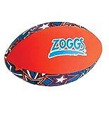 Zoggs Ballon de Rugby de Piscine Doux pour Enfant Multicolore