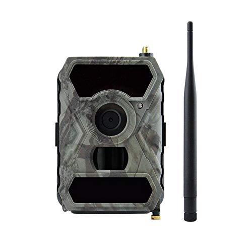 Gaetooely S880G 12MP 1080P Hinter Kamera 3G SIM GPRS MMS Jagdkamera 940NM Nachtsicht für Wildlife Digital Surveillance