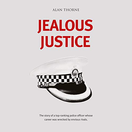 Jealous Justice cover art
