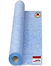 Afdichtstrook 10 m afdichtingsbaan ontkoppelingsmat afdichtingsbaan 0,67 mm 295 g/m2, douche-element voor afdichting van de muur vloer per meter