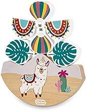 Little Tikes Wooden Critters Llama-Corn Developmental Balancing Toy