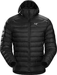 Ultralight down jackets review of Arcterex Cerium SL Hoody