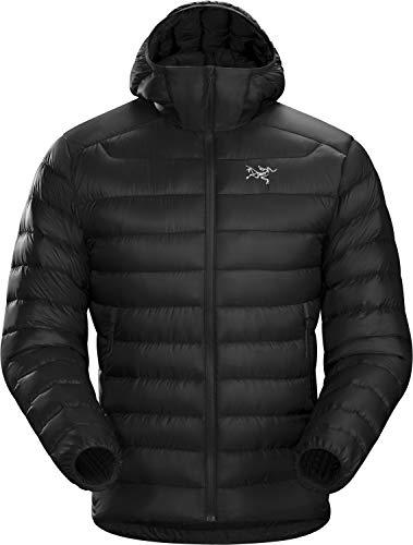 Arc'teryx Sweat-shirt à capuche cerium LT Men's, Noir (Black), M