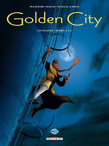 Golden City - Intégrale T04 à T06