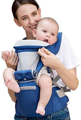 Porte-bébé HZYD Taille Tabouret Four Seasons Multifonctions Respirant Baby Doll Artefact (Couleur: Bleu Ciel) (Couleur: Vert Menthe), Couleur: Bleu Ciel ( Color : Sky Blue )