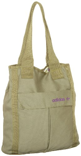 adidas Originals Street Tote Bag,Olive S09 / Multicolor / Violet S09,one Size