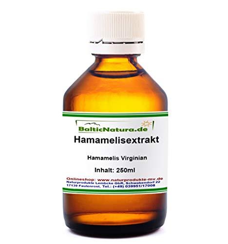 Hamamelisextrakt (250 ml) Hamamelis Extrakt Zaubernussextrakt