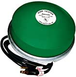 Farm Innovators Model P-418 Premium Cast Aluminum Floating Pond De-Icer, 1,250-Watt (Limited Edition)