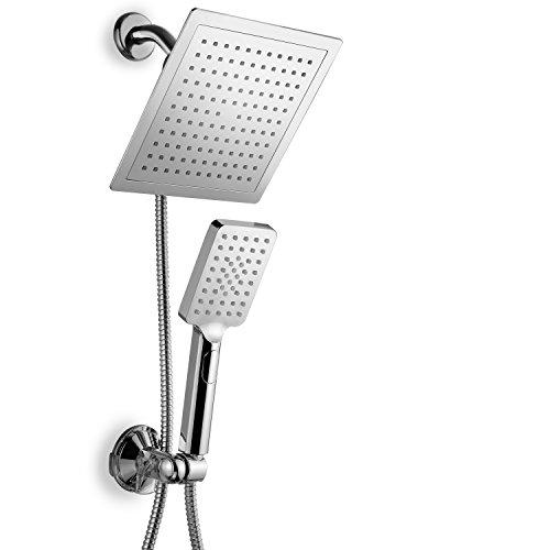 DreamSpa Hotel Spa Ultra-Luxury 9' Square Rainfall Shower Head /...